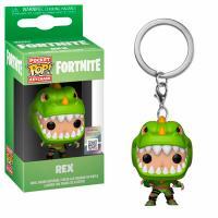 Rex Pop! Vinyl Figure Keychain