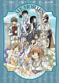 Memories The Art of CLAMP