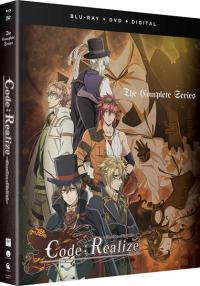 Code Realize Guardian of Rebirth Complete Series (Blu-ray+DVD