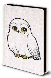 Harry Potter Premium Notebook A5 Hedwig