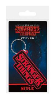 Rubber Keychain Logo 6 cm