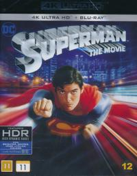 Superman The Movie (4K Ultra HD+Blu-ray)