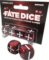 FATE Infernal Dice