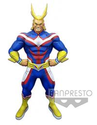Age of Heroes PVC Statue All Might Figure 20 cm