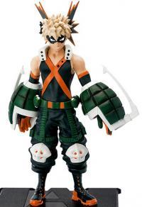My Hero Academia Katsuki Bakugo PVC Figurine