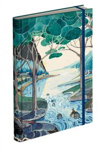 Tolkien River Elves Journal