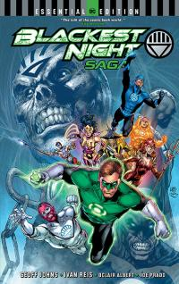 Blackest Night Saga Essential Edition