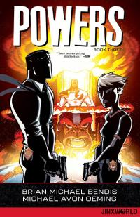 Powers Book 3