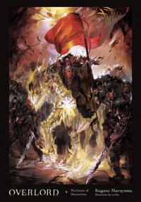 Overlord Light Novel Vol 9