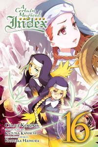 A Certain Magical Index Vol 16