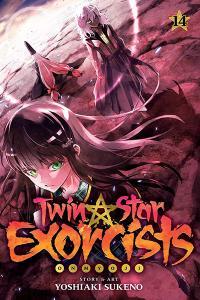 Twin Star Exorcists Onmyoji Vol 14