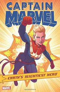 Captain Marvel: Earth's Mightiest Hero Vol 5