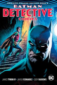 Batman Detective Comics Rebirth Deluxe Collection Book 4
