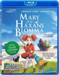 Mary and the Witch's Flower/Mary och häxans blomma