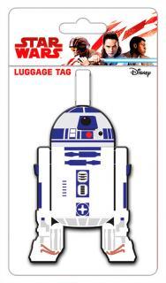 R2-D2 Luggage Tag