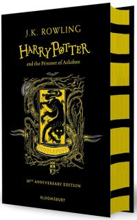 Harry Potter and the Prisoner of Azkaban Hufflepuff Edition