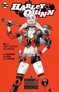 Harley Quinn Vol 2: Harley Destroys the Universe