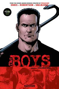The Boys Omnibus Vol 1