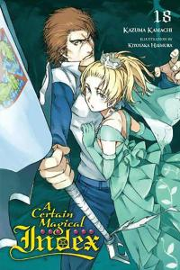 A Certain Magical Index Light Novel 18