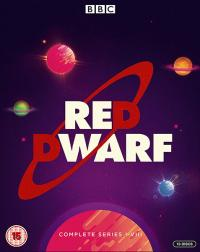 Red Dwarf: Complete Series 1-8