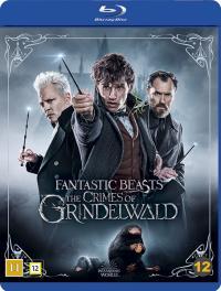 Fantastiska vidunder: Grindelwalds brott