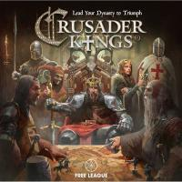 Crusader Kings Board Game - Councilors & Inventions Expansion