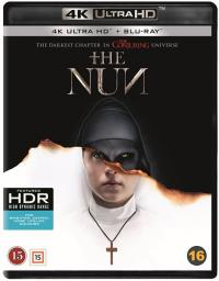 The Nun (2018, 4K Ultra HD+Blu-ray)