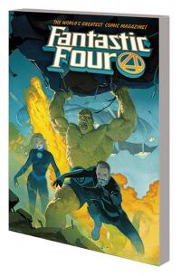 Fantastic Four Vol 1: Fourever