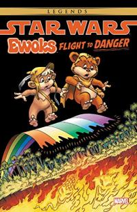 Star Wars: Ewoks Flight to Danger