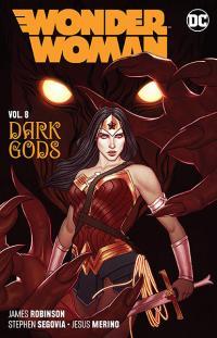 Wonder Woman Vol 8: Dark Gods