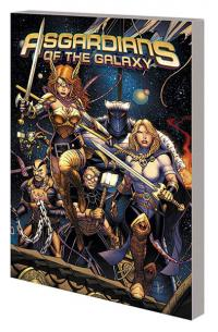 Asgardians of the Galaxy Vol 1: The Infinity Armada