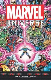 Marvel Universe: The End