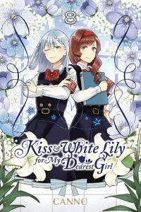 Kiss and White Lily for My Dearest Girl Vol 8