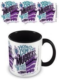 Harry Potter Coloured Inner Mug Knight Bus