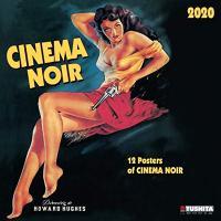 Cinema Noir 2020 Wall Calendar