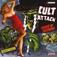 Cult Attack 2020 Wall Calendar