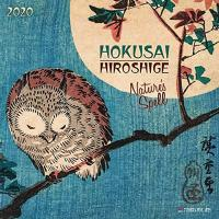 Hokusai Nature 2020 Wall Calendar