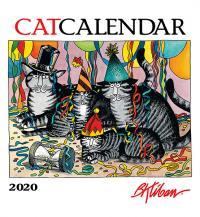 CatCalendar 2020 Wall Calendar