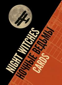 Night Witches - Nachthexen Cards