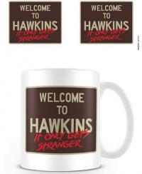 Welcome to Hawkins Mug