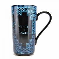 Heat Changing Latte Mug: Winter is Coming