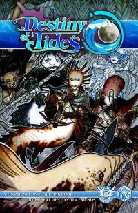 Tiny Dungeon 2e RPG - Destiny of Tides