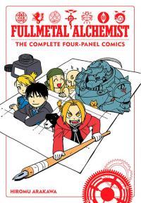 Fullmetal Alchemist Complete Four-Panel Comics