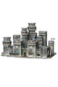 3D Puzzle Winterfell (910 pieces)