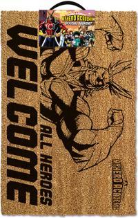 Doormat All Heroes Welcome 40 x 60 cm