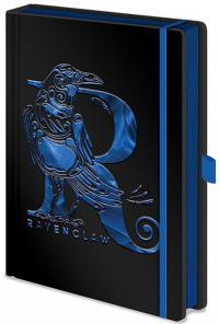 Harry Potter Premium Notebook A5 Ravenclaw Foil