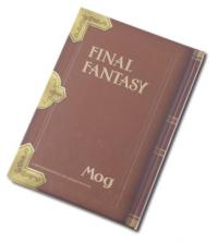 Final Fantasy IX Save Book
