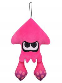 Splatoon 2 ALLSTAR COLLECTION Plush Squid Neon Pink S Size