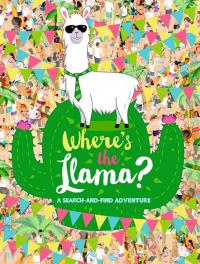 Where's the Llama?: A Search-and-Find Adventure
