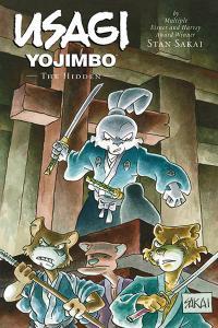 Usagi Yojimbo Vol 33: Hidden